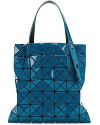 Bao Bao Issey Miyake Lucent Prism ハンドバッグ - ブルー