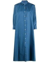 Jil Sander - Klassisches Hemdkleid - Lyst