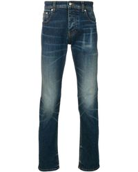 AMI Ami Slim Fit 5 Pockets Jeans - Blue