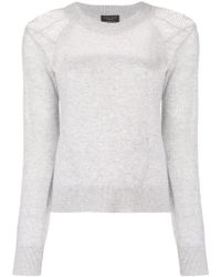 Rag & Bone - Cashmere Fine Knit Sweater - Lyst
