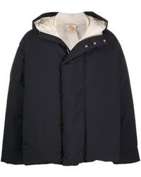 OAMC Hooded Down Jacket - Black