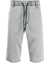 DIESEL - Drawstring Shorts - Lyst