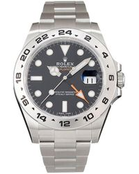 Rolex Наручные Часы Explorer Ii 42 Мм Pre-owned - Черный