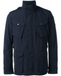 Woolrich - Military Jacket - Lyst