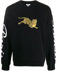 KENZO - Jumping Tiger スウェットシャツ - Lyst