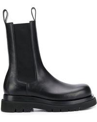 Bottega Veneta Ботинки Челси - Черный