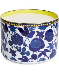 LaDoubleJ Wildbird Candle (1.95kg) - Blue