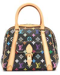 Louis Vuitton Сумка-тоут Priscilla 2007-го Года - Многоцветный