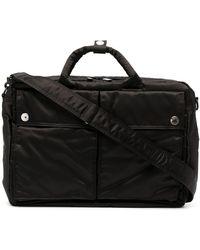 Porter X Mackintosh Two-way Briefcase - Black