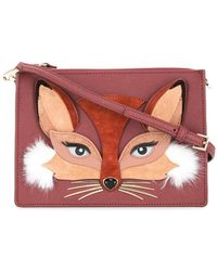 Kate Spade - So Foxy Crossbody Bag - Lyst