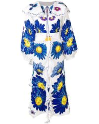 Yuliya Magdych - Loves Me Embroidered Dress - Lyst