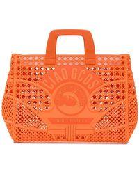 Gcds Handbag Shoulder Bag Women - Orange