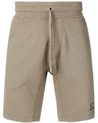 C P Company - Pantalones de chándal Brindle - Lyst