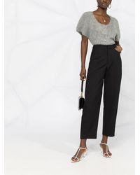 Totême Novara Tailored Pants - Black