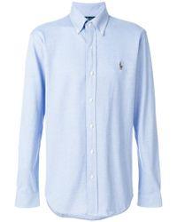 Ralph Lauren - Button Down Shirt - Lyst