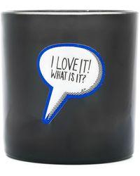 Anya Hindmarch Baby Powder Candle (1.8kg) - Black