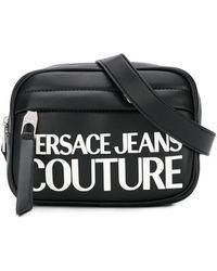 Versace Jeans ベルトバッグ - ブラック