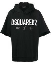 DSquared² - ロゴ ショートスリーブ パーカー - Lyst