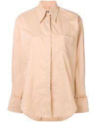 Rejina Pyo - Oversized Cuff Shirt - Lyst