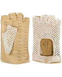 Gala - Driving Fingerless Gloves - Lyst