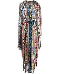 Stella McCartney - プリーツ ドレープ ドレス - Lyst