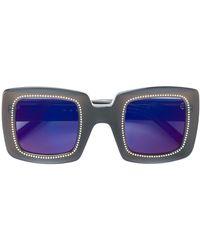Marni - Acetate Square Glasses - Lyst