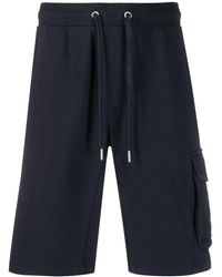 Calvin Klein Drawstring Shorts - Blue