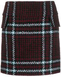 Mulberry チェック スカート - マルチカラー