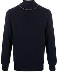 Eleventy - カシミア タートルネックセーター - Lyst