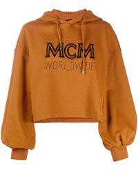 MCM - クロップド パーカー - Lyst