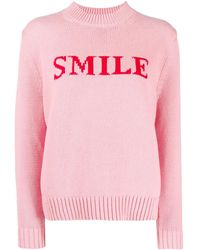Chinti & Parker - Smile インターシャ セーター - Lyst