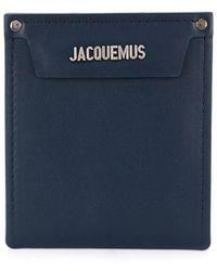 Jacquemus Buidel Met Verwijderbare Zak - Blauw
