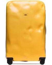 Crash Baggage Valigia Icon - Giallo