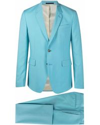 Paul Smith ツーピース シングルスーツ - ブルー