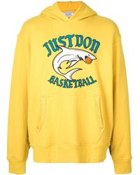 Just Don - Shark Basketball パーカー - Lyst