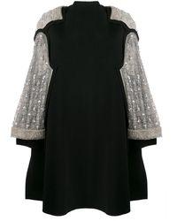 Maison Margiela デコラティブ ドレス - ブラック