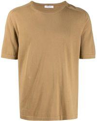 Boglioli Luxe Giza Tシャツ - ブラウン