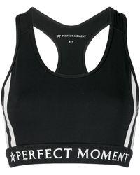 Perfect Moment - レーサーバック スポーツブラ - Lyst