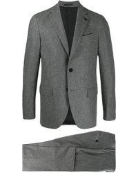 Lardini - スリムフィット シングルスーツ - Lyst
