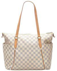 Louis Vuitton - Сумка-тоут Totally Mm 2012-го Года - Lyst