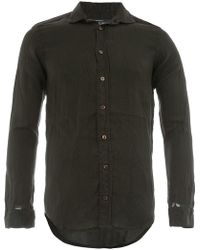 Geoffrey B. Small Button-up Shirt - Black