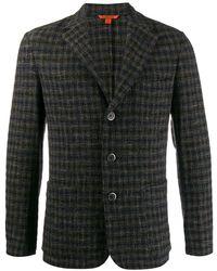 Barena - Checkered Knit Blazer - Lyst