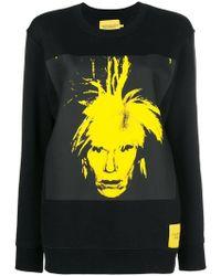 Calvin Klein Jeans - Andy Warhol Print Sweatshirt - Lyst