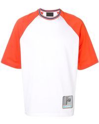 Prada - ラグランスリーブ Tシャツ - Lyst