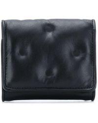 Maison Margiela Glam Slam 財布 - ブラック