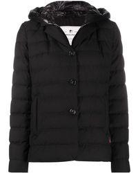 Woolrich Многослойная Стеганая Куртка - Черный