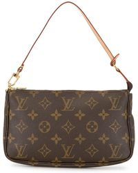 Louis Vuitton 2001 Pre-owned Clutch - Brown