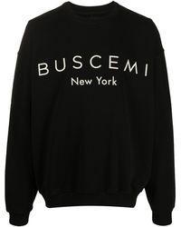 Buscemi - ロゴ スウェットシャツ - Lyst
