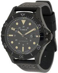 Timex Наручные Часы Navi Xl Automatic - Черный