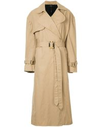 Ellery - Illustrated Trench Coat - Lyst